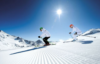 Skiing holiday on the Stubai Glacier – Winter holiday at the Kindl Hotel